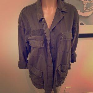BDG  military jacket